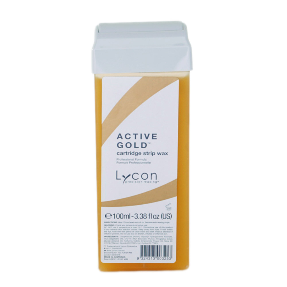 Active gold strip wax cartridge yn salon supplies for Active salon supplies