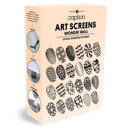Art Screens Wonder Wall Yn Salon Supplies