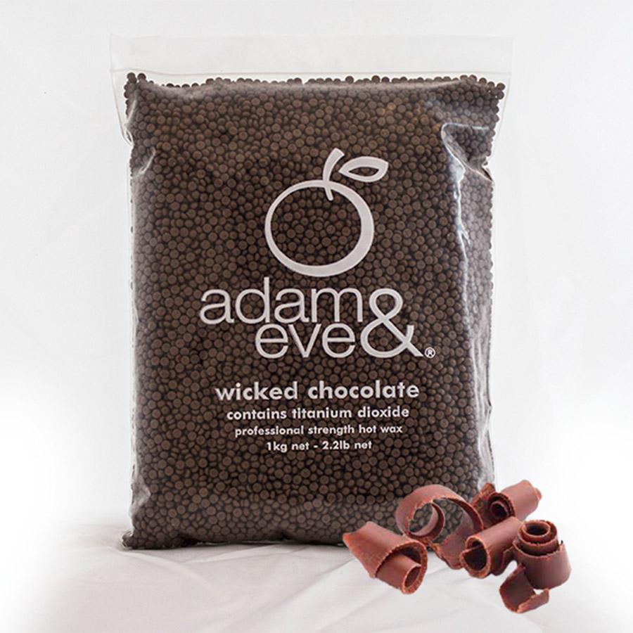 Adam and eve hot wax beads 1kg yn salon supplies for Adam eve waxing salon
